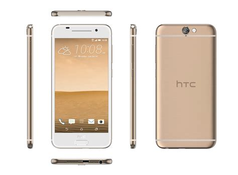 HTC One A9 goes official: brand new Android Marshmallow