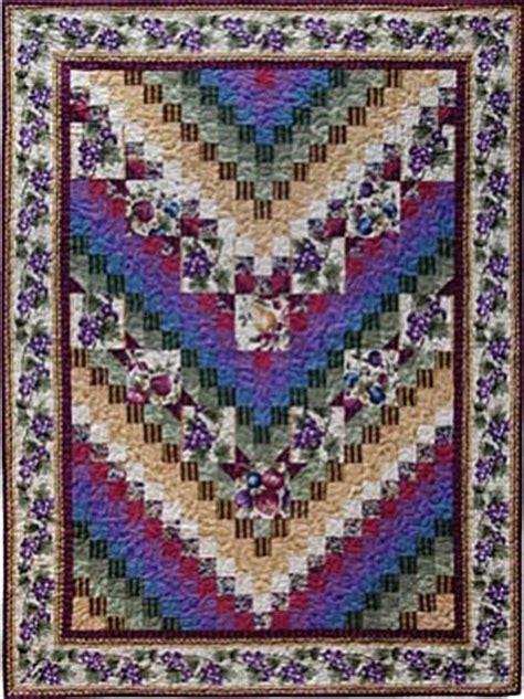 big block bargello quilt pattern dw 06 beginner