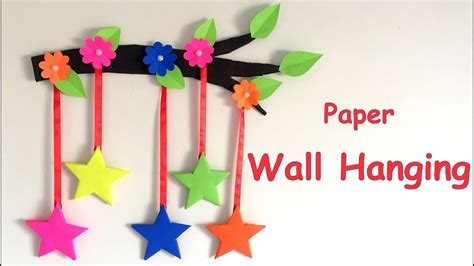 How To Make Wall Hangings With Paper - card recessed window starfolded card tutorial how to