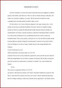 written statement template essay analysis exle