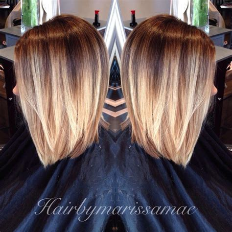 aline ombre dramatic blonde ombr 233 on a long aline perfect summer hair