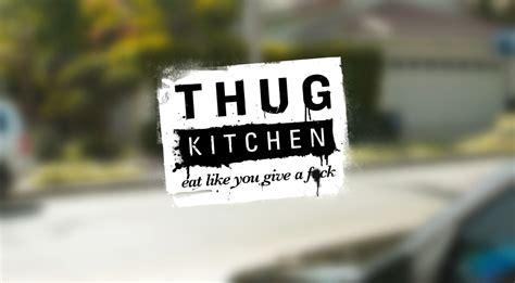thug kitchen cookbook trailer explicit youtube