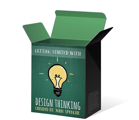 design thinking john spencer great design can begin anywhere 6 starting places for