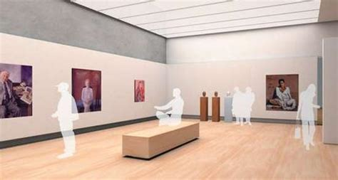 gallery designs portrait gallery design winner revealed national