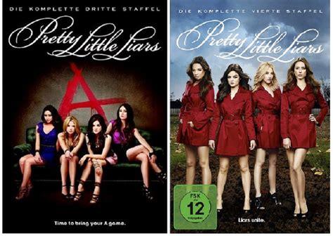 Pretty Liars Season Staffel 3 4 Neu Ovp Dvd