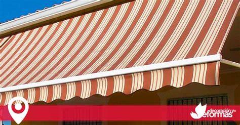 limpiar toldos como proteger los toldos de una tormenta de verano blog