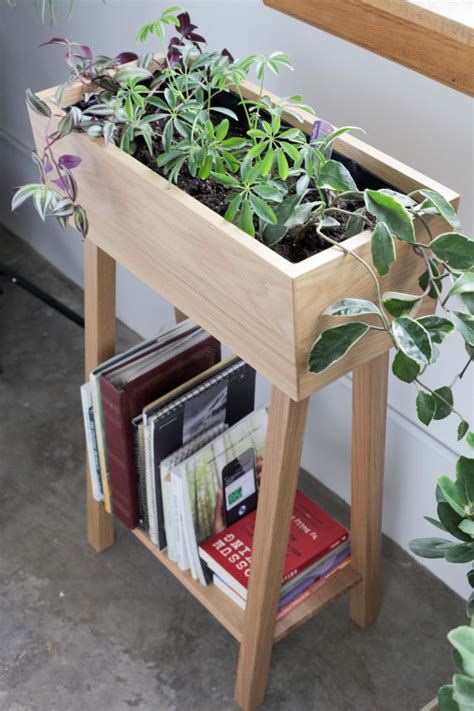 Planter Shelf by Indoor Plant With Hedge House