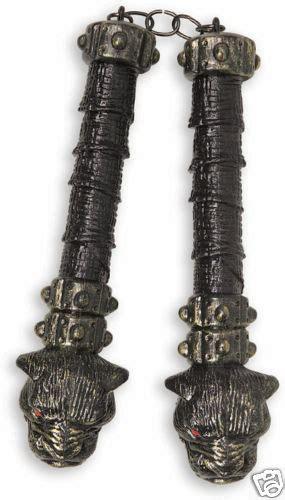 ninja nunchaku costume accessory plastic toy weapon ebay