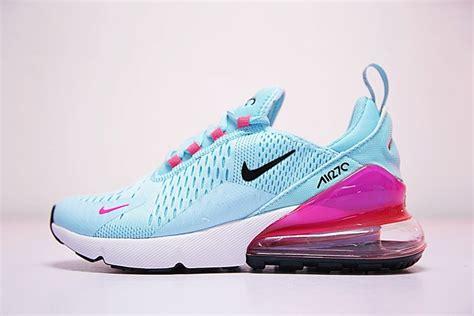 Nike Airmax Grade Ori For Woman1 Size 37 40 nike air max 270 flyknit blue pink grade school