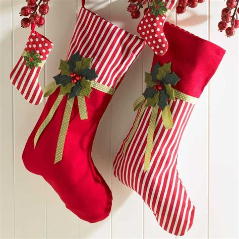 25 best ideas about christmas stockings on pinterest