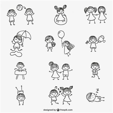 doodle recreational software free doodles vector free