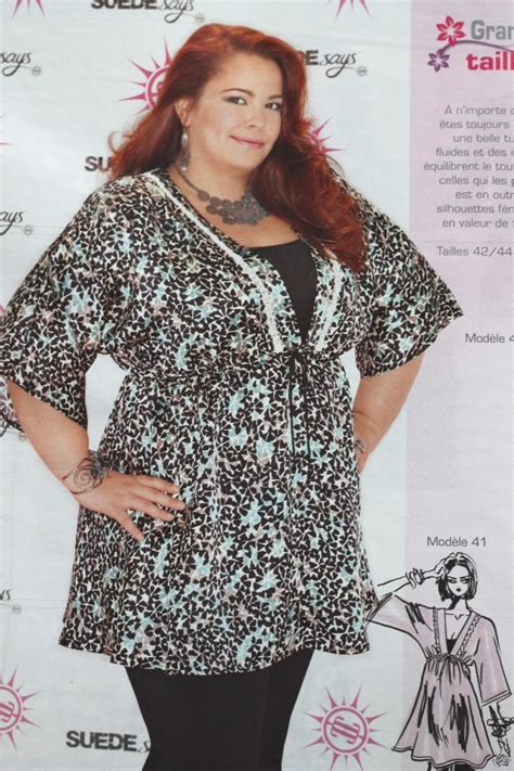 Patron Robe Simple Grande Taille - tuto couture grande taille