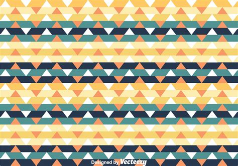 aztec pattern vector colorful aztec pattern download free vector art stock
