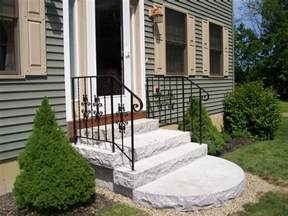 Wrought Iron Handrails For Exterior Stairs Decorating Your Home Exterior More Beautiful With Wrought