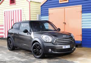 Mini Cooper Pacemen Mini Cars News Mini Cooper Paceman