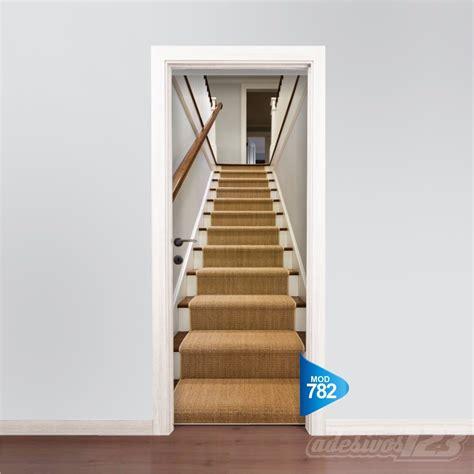 adesivo porta adesivo 123 porta escada de madeira mod 782 r 69 99 em