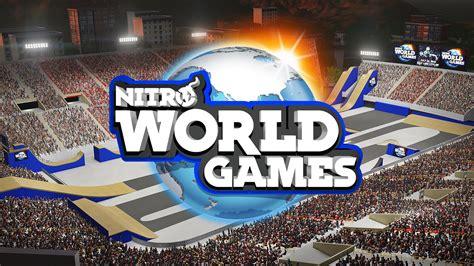 nitro world games  planet adrenaline
