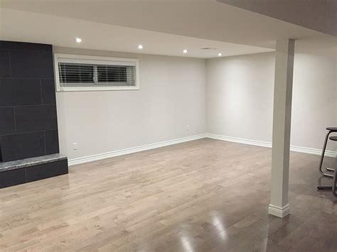toronto basement renovation project rodacon home