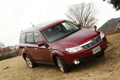 subaru forester top speed 2009 subaru forester review top speed