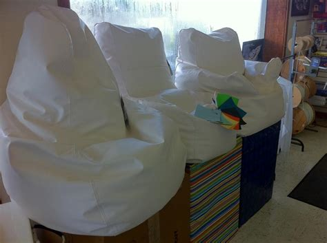 Boat Bean Bag Chairs by News From Caribee Boat Sales