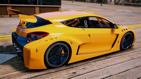 renault megane trophy renault megane trophy add on gta5 mods com