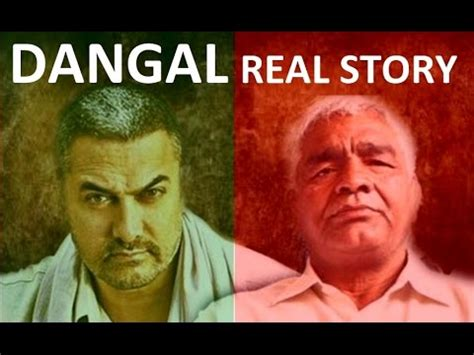 biography of movie dangal mahavir singh phogat real life story behind dangal hindi