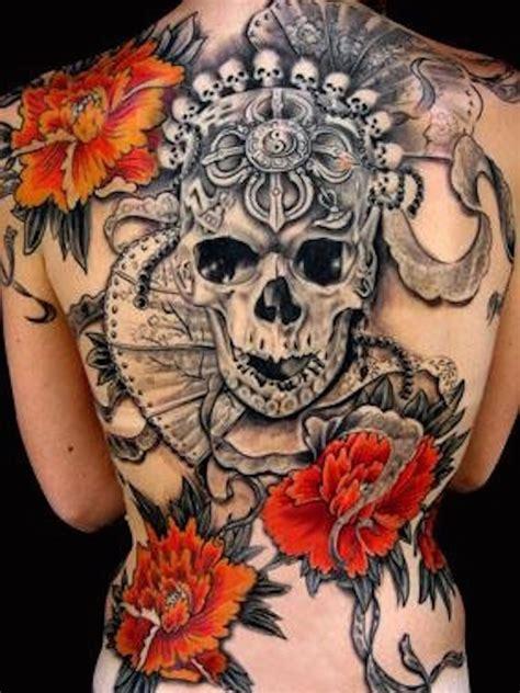40 best skull tattoo designs
