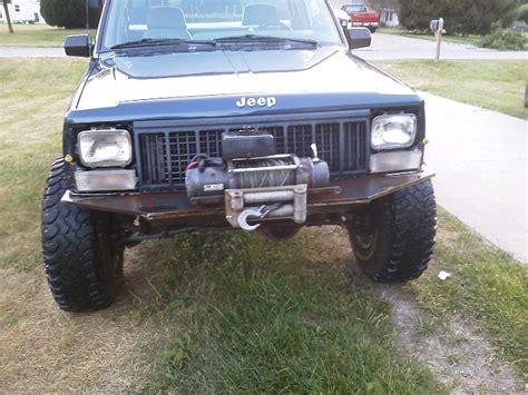 homemade jeep bumper homemade front bumper jeep cherokee forum