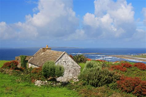Coastal Cottage Holidays by Escorted Touring Holidays Ireland Leger Coach Holidays