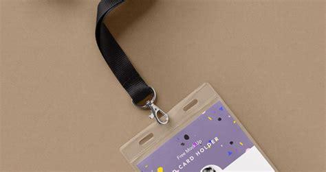 Lanyard Id Card Holder 007 id card lanyard branditprintit