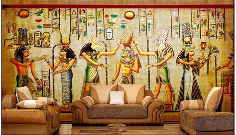 Egyptian Wall Mural egyptian wallpaper gallery of self adhesive egyptian