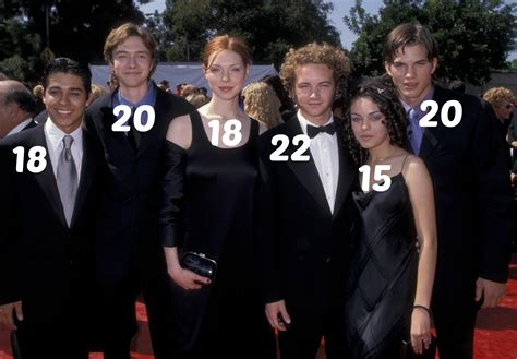 that 70s show imdb cast 10 beloved sitcom casts whose real ages will shock you 7