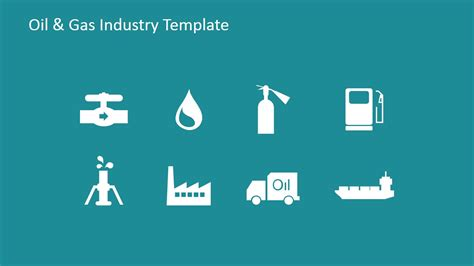 powerpoint templates free oil oil gas industry powerpoint template slidemodel