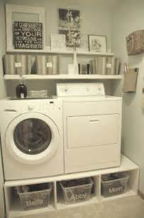 Storage Ideas For Small Laundry Rooms 25 Ideas For Small Laundry Spaces Construction Home Business Directory