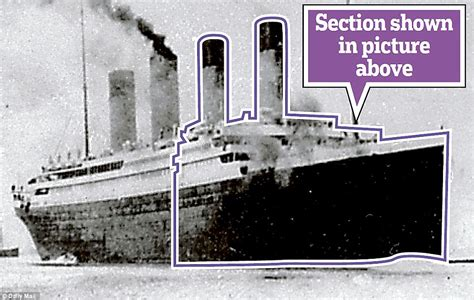 titanic boat now new titanic images show doomed ship as you ve never seen
