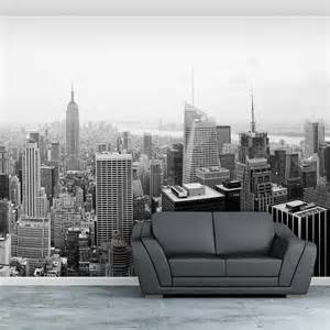 New York City Wall Murals New York City Self Adhesive Wallpaper Mural By Oakdene