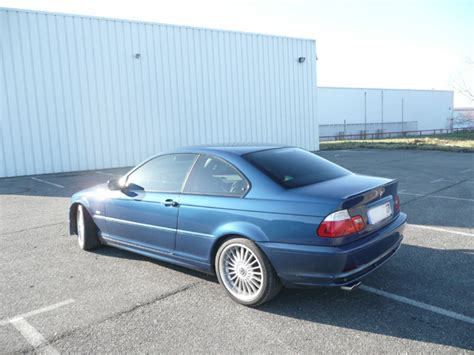 Bmw 1er Coupe Alpina by 328ci Alpina 3er Bmw E46 Quot Coupe Quot Tuning Fotos