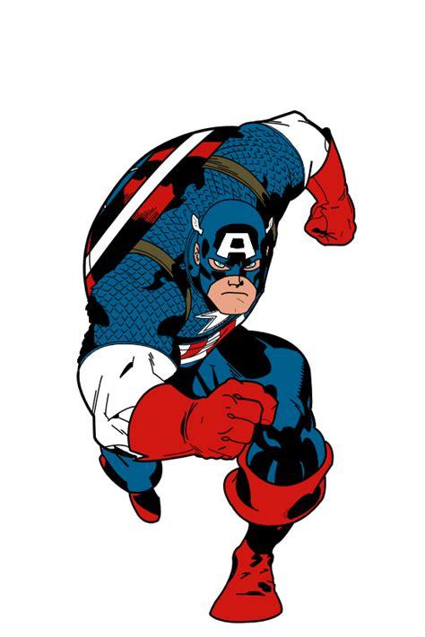 captain america vector wallpaper vector cartoon captain america clipart best