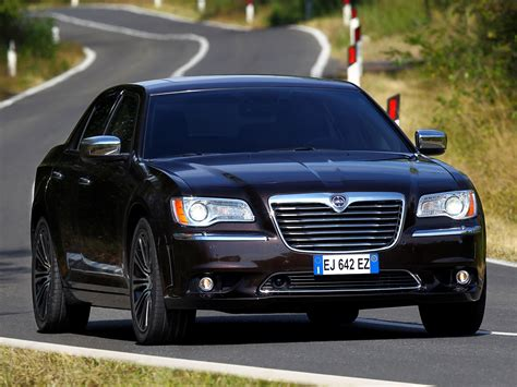Lancia Thema 2014 Lancia Thema Specs 2011 2012 2013 2014 Autoevolution