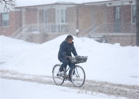 toronto winter blues why the cold may be getting you down
