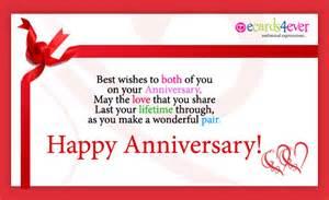 compose card wonderful anniversary greetings wedding