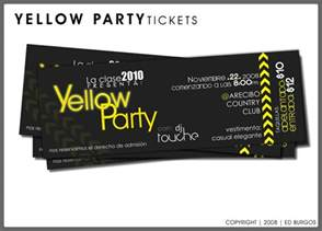 Ticket Design Templates by 32 Excellent Ticket Design Sles Uprinting