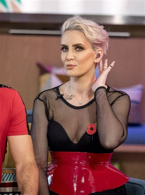 steps singer claire richards shows amazing new figure steps tour agrees with claire richards as she flaunts slim