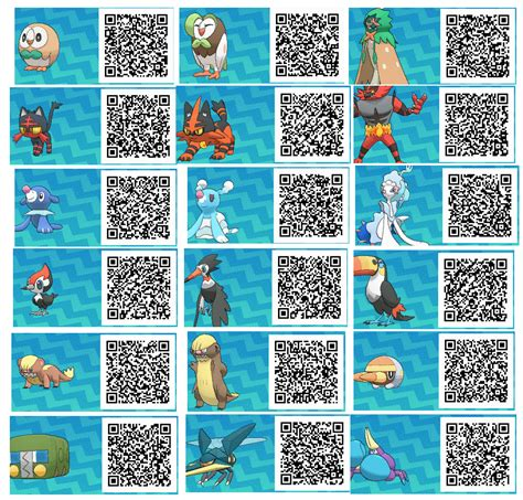 qr code pokemon gen 7 qr codes marshadow images pokemon images