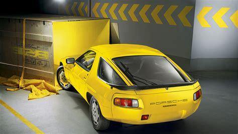 Porsche 928 Transaxle Happy 40th Birthday To The Porsche 928