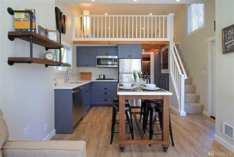 tiny houses near me tiny house town the salish luxe tiny house by wildwood