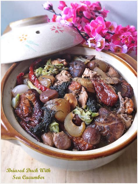 new year duck recipes cuisine paradise singapore food recipes reviews