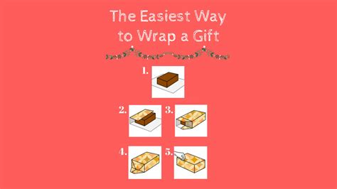 Best Way To Wrap A Gift | how to wrap a gift use our step by step guide