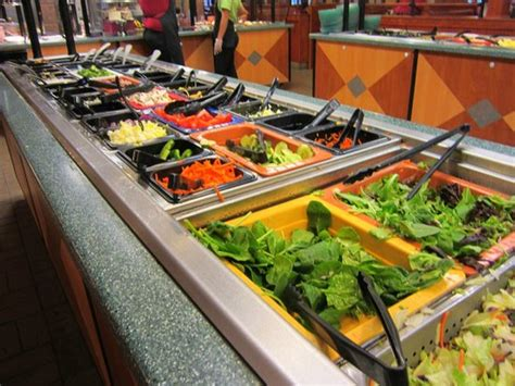salad bar picture of ryan s grill buffet bakery