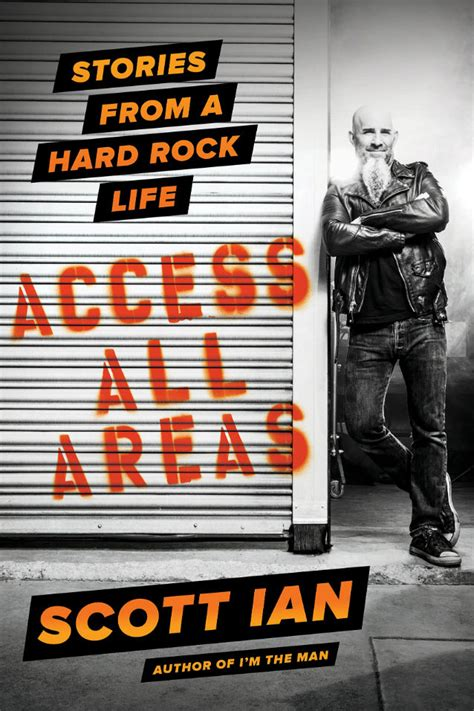 access all areas stories from a rock books anthrax guitarist to release access all areas stories
